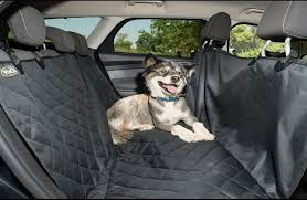 dog car seat cover for leather seats velcromag