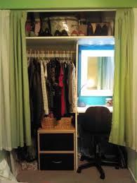 half closet half desk thanks to laurenhouston from the material girls blog for sharing