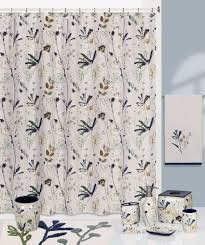 Creative Bath Products  Primavera Shower Curtain  Culturedlivingcom
