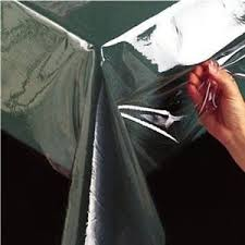 thick plastic table cover clear plastic table cloth cover spills protector thick tablecloth 60