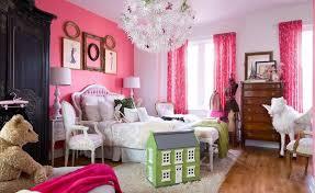 Designing Hot Pink Girls Bedroom Decorating Ideas Home Interior - Girls bedroom ideas pink
