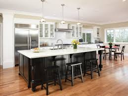 black and white kitchen accessories raw exposed beam ceiling