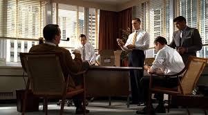 mad men office mad men furniture don draper s office the mid century modernist