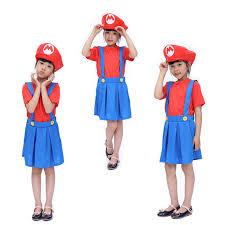 Super Mario Halloween Costume Cheap Super Mario Halloween Costumes Aliexpress