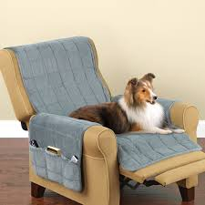 Pet Cover For Loveseat The Non Slip Furniture Protecting Pet Covers Hammacher Schlemmer