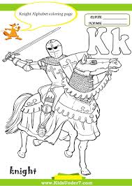 kids under 7 letter k worksheets and coloring pages