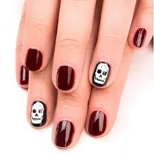 Simple Nail Designs For Short Nails To Do At Home - Easy design for nails to do at home