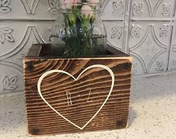 centerpiece planter etsy