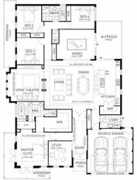 house floorplan home plans with kitchen in front of house webbkyrkan com