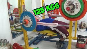bench press pin press 125 kgs pr 115 kgs x 2 reps pr youtube