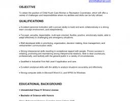exles of cover letter for resumes daycare attendant resume exles personal care worker cover