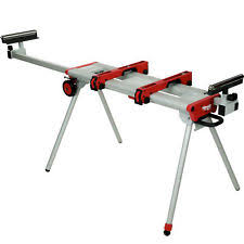 milwaukee miter saw stand 48080550 ebay