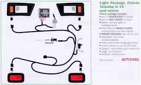 wiring diagram for lights on yamaha golf cart u2013 the wiring diagram