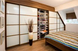 Bedrooms With Dormers Sliderobes Design Inspiration Awkward Storage In Dormer Room