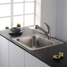3 hole kitchen faucet with pull out sprayer best faucets decoration