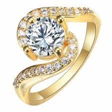 rings diamond design images 2017 design s shaped gold big white diamond engagement rings for jpg