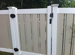lines pvc pvc fence gate fence u gate clean lines tongue an groove