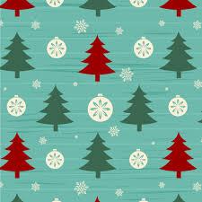 christmas pattern christmas tree with snow seamless pattern vector vector christmas