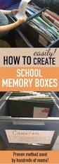 How To Put A Box Together How To Make A Memory Box For Your Child Your Vibrant Family
