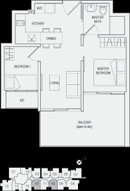 Floor Plan Residential by Eon Shenton Floor Plan Residential C2