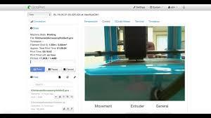 octopi camera control from raspberry pi youtube