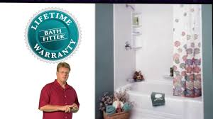 bath fitter seamless shower walls youtube bath fitter seamless shower walls