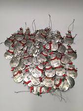 metal ganz ornaments ebay