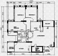 floor plans for hougang avenue 9 hdb details srx property