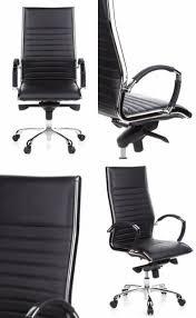 fauteuil de bureau noir hjh office 660500 chaise de bureau fauteuil direction parma 20 noir
