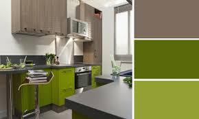 cuisine gris et vert anis peinture vert anis et gris stilvoll murs cuisine gris perle