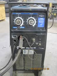 millermatic 250 welder excellent condition