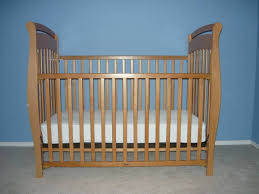Sleigh Bed Cribs Baby Crib Solid Wood Sleigh Bed Design For Sale In Cochrane