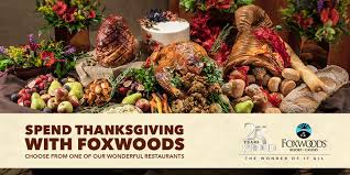 thanksgiving foxwoods resort casino