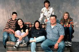 new look for roseanne barr 2015 with blonde hair roseanne returns to screens after 20 years so what do the original
