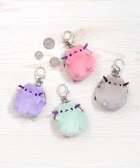 pusheen earrings pusheen plush mini coin purse hey chickadee