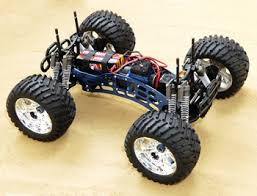 cenracing colossus gst monster truck