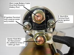marine chevy 350 starter wiring diagram marine discover your
