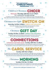 christmas 2016 at wellington presbyterian church the churchpage