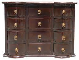 asian dressers golden lotus brown 12 drawer chest view in your room