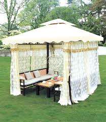 garden gazebo ideas outdoor tent walmart wooden 6167 interior