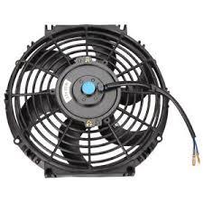 10 inch radiator fan radiator fan pull push slim engine mounting fitting