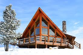 chalet houses log home photos rustic chalet home tour expedition log homes llc