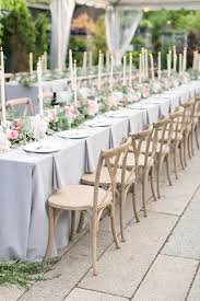 farmhouse chairs at wedding elizabeth anne designs the wedding blog