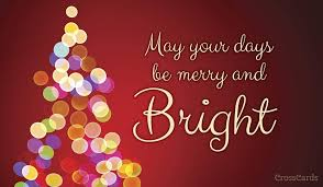 may your days be merry and bright ecard free christmas cards online