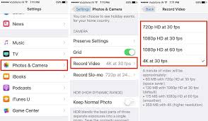 How To Optimize Photos On Iphone How To Change Iphone Camera Resolution All Ios Devices