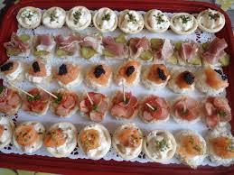 canapes aperitif recette n 398 apéritif ou buffet variations de canapés