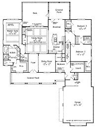 floor plans com floor plans aflfpw07349 1 story craftsman home with 3 bedrooms