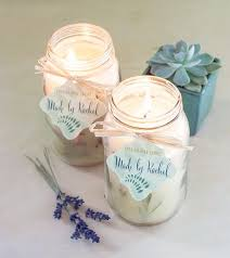 wedding favor candles 20 easy and usable diy wedding favor ideas