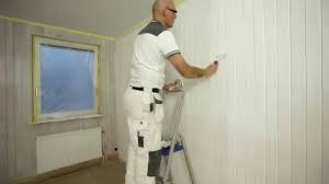 painting wooden panelling u2013 step by step youtube