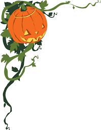 Halloween Paper Borders by Pumpkin Border U2013 Gclipart Com